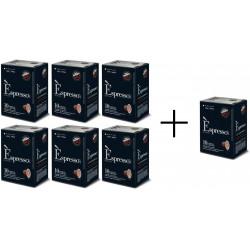 Vergnano Intenso - kapsle pro Nespresso 6+1 ZDARMA
