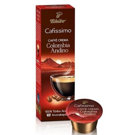 Tchibo Cafissimo Caffè Crema Colombia Andino 80g