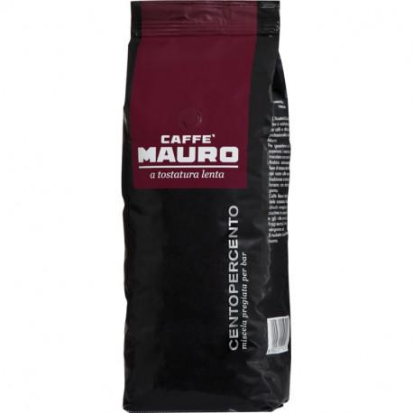 Káva Mauro Caffé Centopercento 1kg zrno