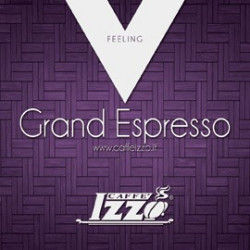 IZZO Feeling Grand Espresso E.S.E. pod 100ks