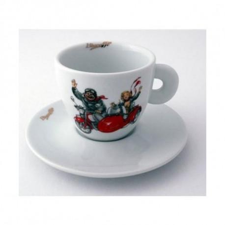 Lucaffé espresso šálek