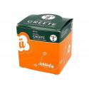 Schlürf Greete, bio zelený čaj sáčkový 27x2,5g