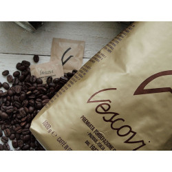 Vescovi Grani D'Oro 100% Arabica zrnková káva 1kg