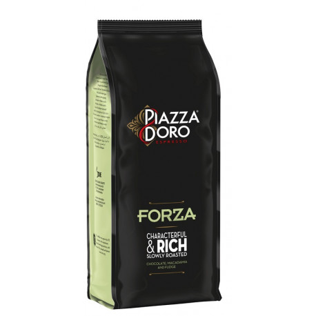 Piazza d´oro Forza zrnková káva 1kg