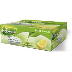 Pickwick Zelený s citronem 100x2g