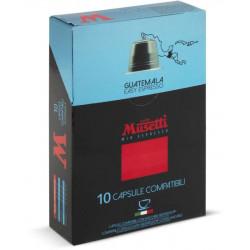 Musetti Guatemala kapsle pro Nespresso kávovary, balení 10ks