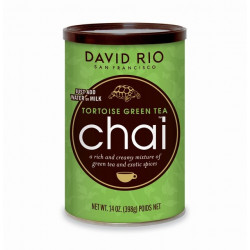 David Rio Chai Tortoise Green Tea 398 g