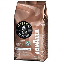 Lavazza Tierra fair trade 1kg beans