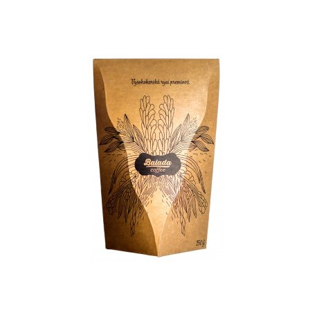 Balada Coffee Mount Kenya Neyri Selection AA 250 g, zrno