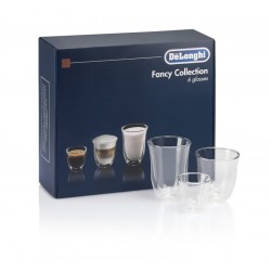 Delonghi set sklenic 2+2+2 DLSC 302