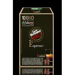 Vergnano 100% Arabica - kapsle pro Nespresso kávovary