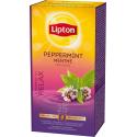 Lipton Peppermint bylinný čaj 25 sáčků 40g