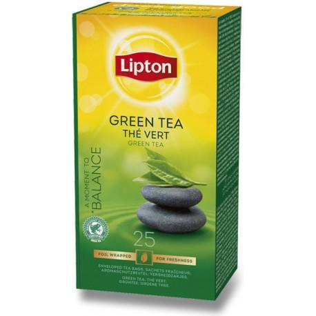 Lipton Green Tea zelený čaj 25 x 1,3g
