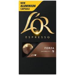 LOR Espresso Forza 10 ks kapsle