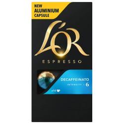 LOR decaffeinato 10 kapsle