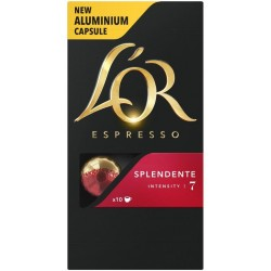 L'OR Espresso Splendente 10 ks kapsle