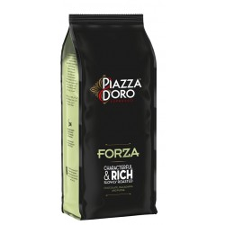 Piazza d'Oro Forza Zrno 3kg + 2x espresso hrnek