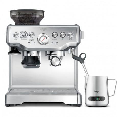 Sage BES870BSS Espresso pákový kávovar