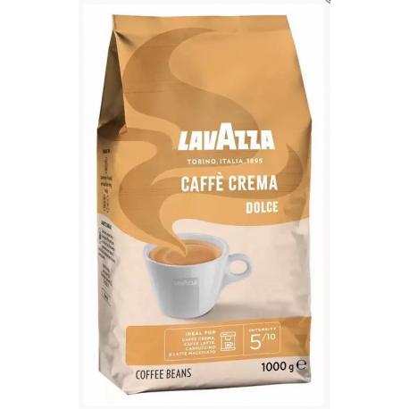 Lavazza Caffé Crema Dolce zrnková káva 1kg