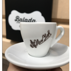 NY šálek na espresso