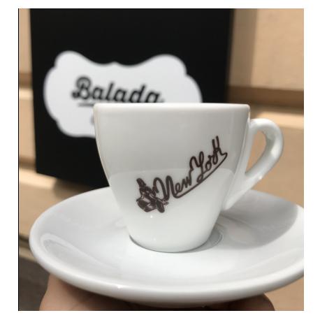 Vergnano šálek na espresso