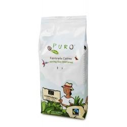 PURO BIO COMPANERO Fairtrade Coffee zrnková káva 1kg
