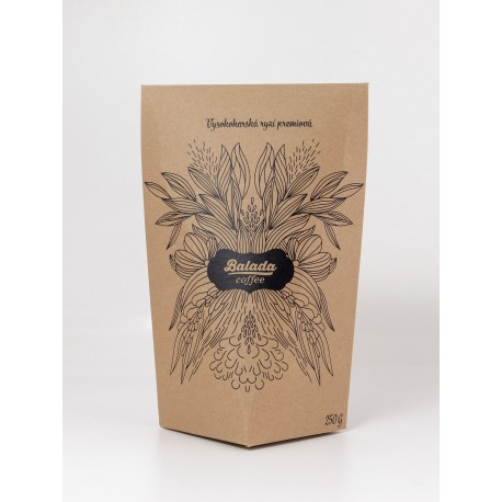 BALADA COFFEE- JAMAICA BLUE MOUNTAIN, 125g, zrno