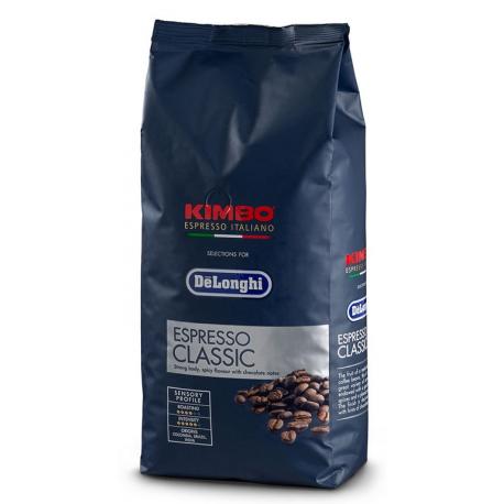 DeLonghi Kimbo Espresso Classic zrnková káva 1 kg