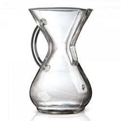 Chemex Kávovar na 6 šálků, skleněný korzet