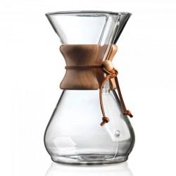 Chemex Kávovar na 8 šálků, dřevěný korzet