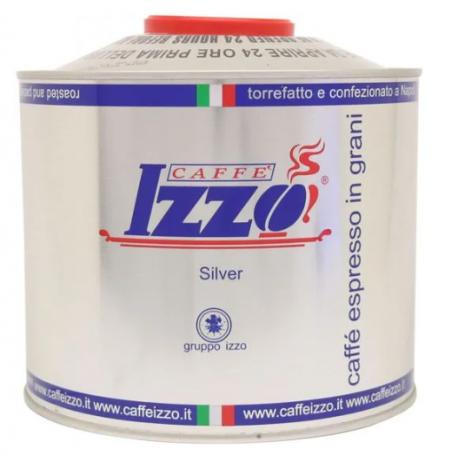 Izzo Silver 1kg zrno + cappuccino šálek zdarma