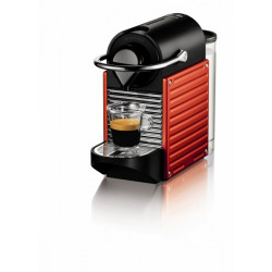 NESPRESSO Krups Pixie Electric Red
