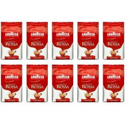 Lavazza Qualitá Rossa zrnková káva 10kg