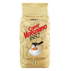 Vergnano Gran Aroma Bar zrnková káva 6 x 1kg
