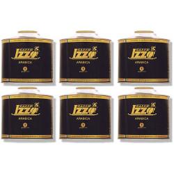 Izzo Caffé Gold 6 x 1 kg zrnková káva