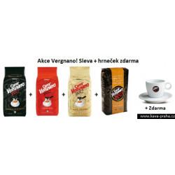 Akce Vergnano 4 kg + hrneček zdarma!