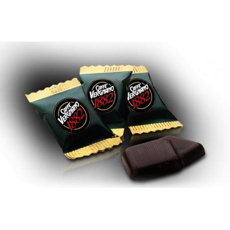 Čokoládky Vergnano 1kg